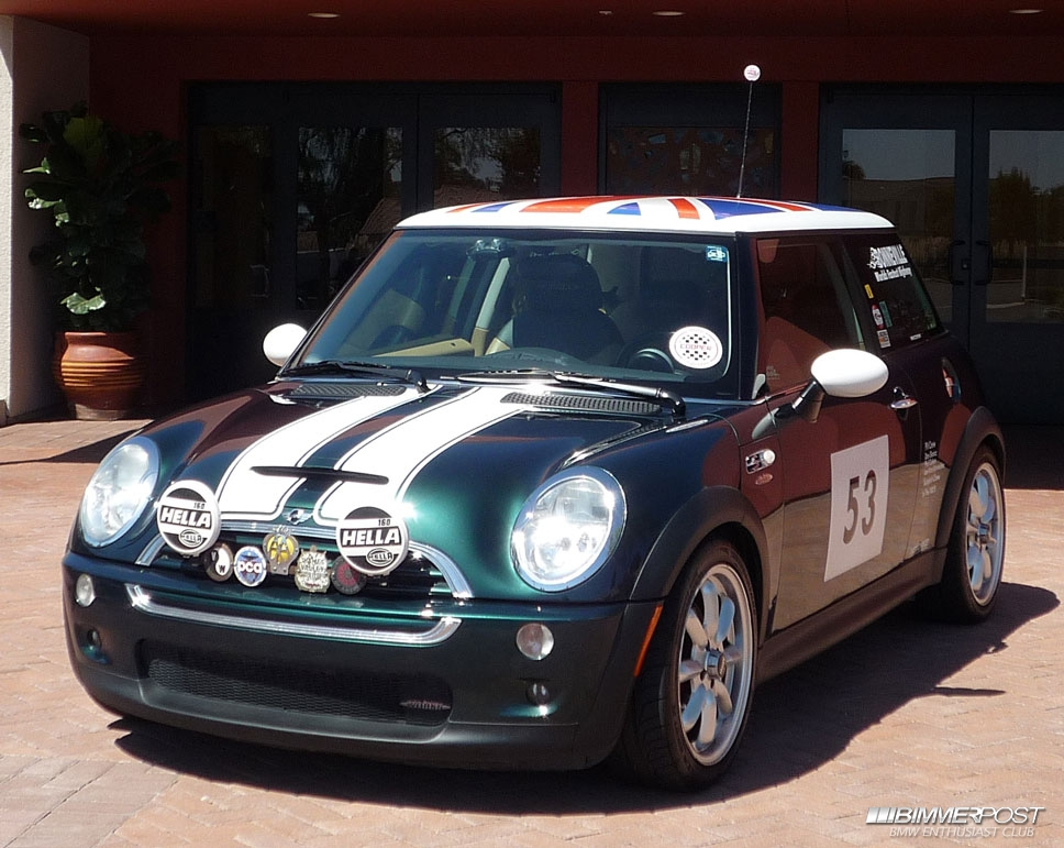 Wild bill 39 s 2004 mini cooper jcw bimmerpost garage for Garage mini cooper annemasse